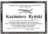 Ryński Kazimierz