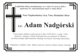 Adam Nadgórski