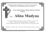 Alina Mudyna