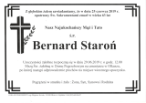 Bernard Staroń