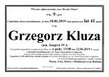 Grzegorz Kluza