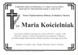 Kościelniak Maria