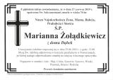 Marianna Żołądkiewicz