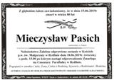 Mieczysław Pasich