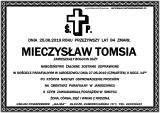 Mieczysław Tomsia