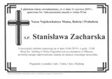 Stanisława Zacharska