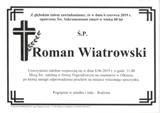Wiatrowski Roman