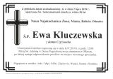 Ewa Kluczewska