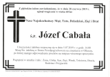 Józef Cabała