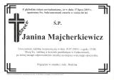 Janina Majcherkiewicz
