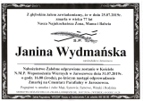 Janina Wydmańska