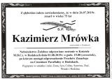 Kazimierz Mrówka