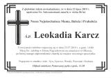 Leokadia Karcz