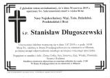 Stanisław Długoszewski