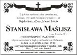 Stanisława Maślisz