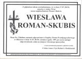 Wiesława Roman