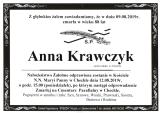 Anna Krawczyk