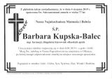 Barbara Kupska