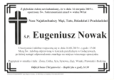 Eugeniusz Nowak