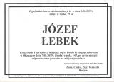 Józef Łebek