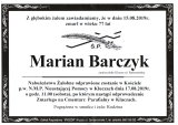 Marian Barczyk