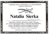 Natalia Sierka