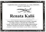 Renata Kaliś