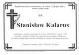 Stanisław Kalarus