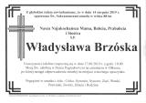 Władysława Brzóska