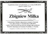 Zbigniew Milka