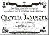 Cecylia Januszek