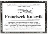Franciszek Kulawik