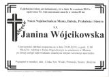 Janina Wójcikowska