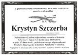 Krystyn Szczerba