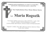 Maria Rogozik