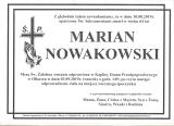 Marian Nowakowski
