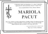 Mariola Pacut