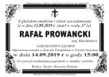 Rafał Prowancki