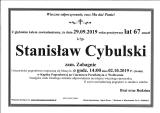 Stanisław Cybulski