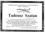Tadeusz Szatan