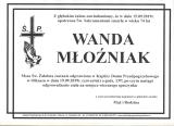 Wanda Młoźniak