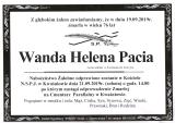 Wanda Pacia