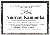 Andrzej Kamionka