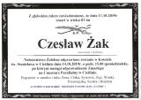 Czesław Żak