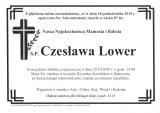 Czesława Lower