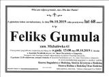 Feliks Gumula