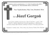 Józef Gorgoń
