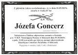 Józefa Goncerz