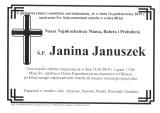 Janina Januszek