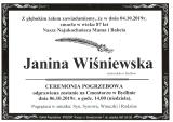 Janina Wiśniewska